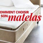 guide achat matelas