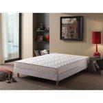 lit complet avec sommier et matelas