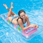 matela gonflable piscine