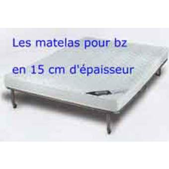 matelas 15 cm