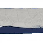 matelas avec duvet intégré