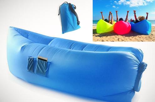 matelas gonflable bain de soleil. Black Bedroom Furniture Sets. Home Design Ideas