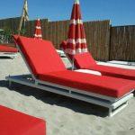 matelas de plage professionnel