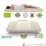 matelas latex naturel bio