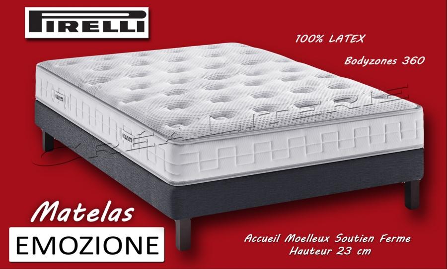 matelas pirelli latex